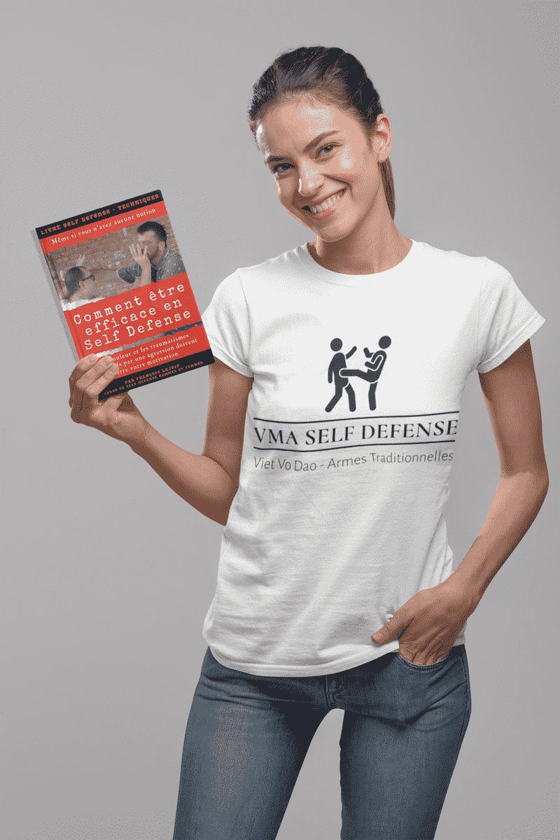 Premier réflexes Self-défense : Échauffement, préparation physique et technique de Self Défense qui pourrait vous sauver la peau ! Format PDF et BROCHÉ